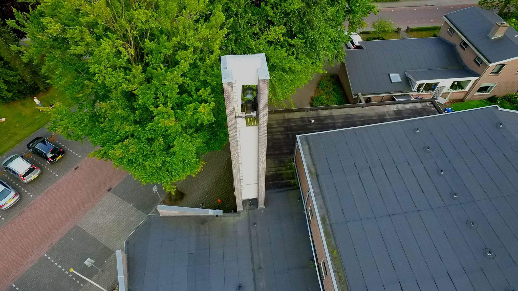 Klokkentoren Maranathakerk